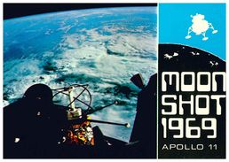APOLLO 11 ATTERRAGGIO SULLA LUNA ASTRONAUTI 1969 - Astronomia