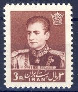 +Iran 1958. Shah Pahlavi. Michel 1042. MNH(**) - Iran