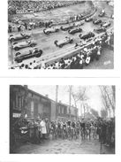 Albi: Circuit Automobile Grand Prix Et Course Cycliste - Albi