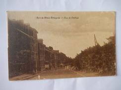 CPA - RARE- BOIS DE BREUX GRIVEGNEE - RUE DU CHATEAU - R4630 - Autres