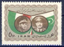 +Iran 1959. Presidential Visit. Michel 1070. MNH(**) - Iran