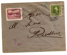 L De Pologne T.P. Ob  II 18 - Poststempel - Freistempel