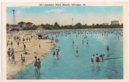 Cpa Chicago  Jackson Park Beach - Chicago