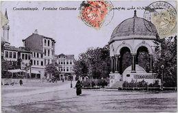 CPA Turquie Turkey Constantinople Circulé - Turkey