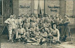 AK Soldaten Aus Metz ? Station Neu-Isenburg Metzer Infanterie-Regiment Nr. 98 ? Voir Texte (14855) - Metz