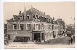 WIMEREUX (62) - HOTEL DE LA PLAGE - Autres Communes