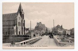 WIMEREUX (62) - L'EGLISE ET LA RUE CARNOT - Andere Gemeenten