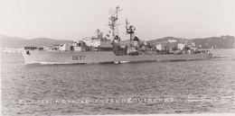 Bateaux   : Escorteur D ' Escadre Jaureguiberry ( 14 Par 9 Cm) 1970 - Warships