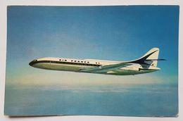CARTE POSTALE - FRANCE - CARAVELLE - AIR FRANCE - EN VOL - PHOTO BULTE - ANNEE 60 - 1946-....: Moderne
