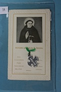 Image Pieuse Avec Croix St.Antoine /29/ - Images Religieuses