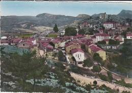 83----RARE---COMPS--a L'entée Des Gorges Du Verdon Le Vieux Village De Comps--voir 2 Scans - Comps-sur-Artuby