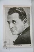 Old 1930's Movie Advertising/ Cinema Leaflet - Actor: Reginald Denny - Bioscoopreclame