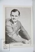 Old 1930's Movie Advertising/ Cinema Leaflet - Actor: Lawrence Tibbet - Publicidad