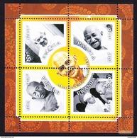 MAHATMA GANDHI - Rwanda 2017 // Pivate Issue - Perforated - MNH - Mahatma Gandhi