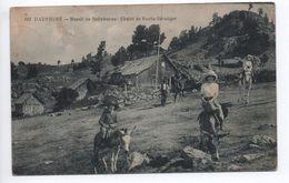 MASSIF DE BELLEDONNE (38) - CHAMET DE ROCHE-BERANGER - France