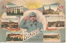 UN BONJOUR DE CHAUMONT - Chaumont