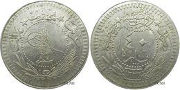 Empire Ottoman - Mehmed VI - 40 Para AH1336/4 (1920) - SUP - Mon1896 - Monnaies