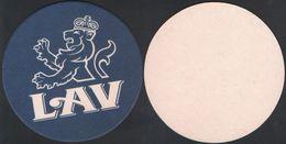 LAV PIVO BIER , Brewery Serbia, Beer Mats - Beer Mats
