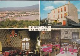83----LE BEAUSSET--le Petit Hotel---multivues---voir 2 Scans - Le Beausset