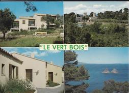 83---SAINT-MANDRIER--le Vert Bois--village Vacances S.N.C.F.---multivues---voir 2 Scans - Saint-Mandrier-sur-Mer