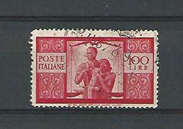 1948 N°  503 Famille Et Justice 6.2.48    Oblitére - 5. 1944-46 Lieutenance & Humbert II: