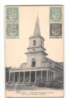 CPA Maurice Port Louis Cathedrale Protestante St James - Mauritius