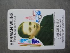 Sticker Herman Wijns / Merksemv/ - Religión & Esoterismo