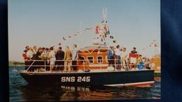 CPM MEZE 34  BATEAU LE GERARD LOUPY  ED CERCLE DES CARTOPHILES EXPO 1993 ETANG DE THAU ET SON ENVIRONNEMENT - Mèze