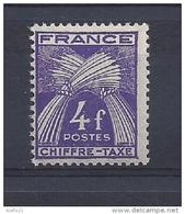 TAXE N° 74 - NEUF SANS CHARNIERE - LUXE - Taxes