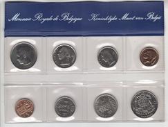 Belgique. Série FDC De 1979. 8 Monnaies (4 Fr + 4 FL) - 1951-1993: Baudouin I