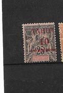 Tahiti N° 31** - Unused Stamps