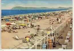 RICCIONE - La Perla Verde Dell 'Adriatico, Spiaggia - Rimini