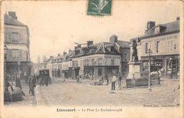 60-LIANCOURT- LA PLACE LA ROCHEFOUCAULD - Liancourt