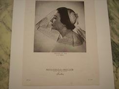 ANCIENNE PUBLICITE JOAILLIER MELLERIO DITS MELLER - Bijoux & Horlogerie