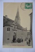 BOURMONT-place Du College-tres Animee - Bourmont