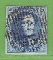 MiNr.4Bz O Belgien - 1849-1850 Medaillen (3/5)