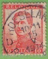 MiNr.100II. O Belgien - 1869-1883 Leopold II.