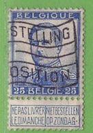 MiNr.102II. O Belgien - 1869-1883 Leopold II.