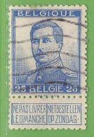 MiNr.102I. O Belgien - 1869-1883 Leopold II.