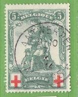 MiNr.104. O Belgien - 1869-1883 Leopold II.