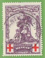 MiNr.106. O Belgien - 1869-1883 Leopold II.