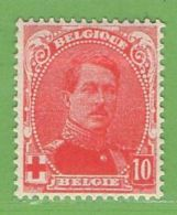 MiNr.108 (x) Belgien - 1905 Breiter Bart