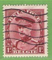 MiNr.305 O Belgien - Used Stamps