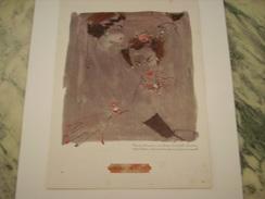 ANCIENNE PUBLICITE JOAILLIER  BOUCHERON 1949 - Bijoux & Horlogerie