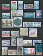 FRANCE - ANNEE 1977 - Tous Les Timbres Du N° 1914 Au N° 1961 - 48 Timbres Neufs Luxe (détail Dans Le Descriptif). - 1970-1979