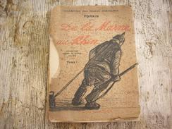 De La Marne Au Rhin Jean Louis Forain Illustrateur 1920 Edd Pierre Laffite Broché Dessin Année De Guerre 1914 -1920 - Livres, BD, Revues