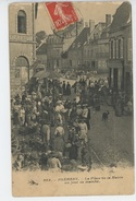 PREMERY - La Place De La Mairie Un Jour De Marché - Other Municipalities