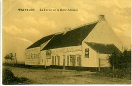 WATERLOO ++ La Ferme De La Belle Alliance ++ - Waterloo