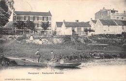 78-RANGIPORT- RESTAURANT MENTION - Autres Communes