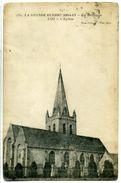 LOO ++ La Grande Guerre 1914-17 - En Belgique - L'Eglise ++ - Lo-Reninge